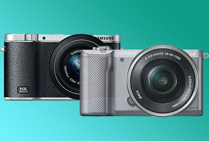 Samsung NX3000 vs Sony A5000