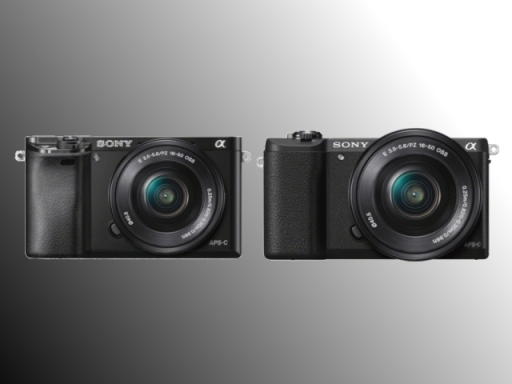 Sony Alpha A6000 vs A5100