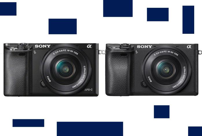 Sony Alpha a6000 vs a6300
