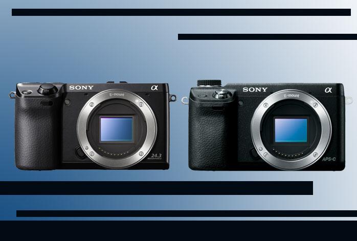 Sony NEX-7 vs NEX-6
