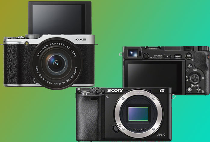 Fujifilm X-A2 vs Sony a6000