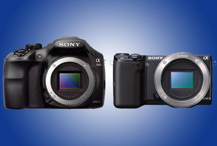 Sony A3000 vs NEX 5T