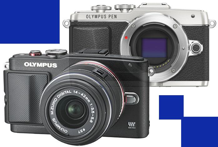 Olympus PEN E-PL6 vs E-PL7