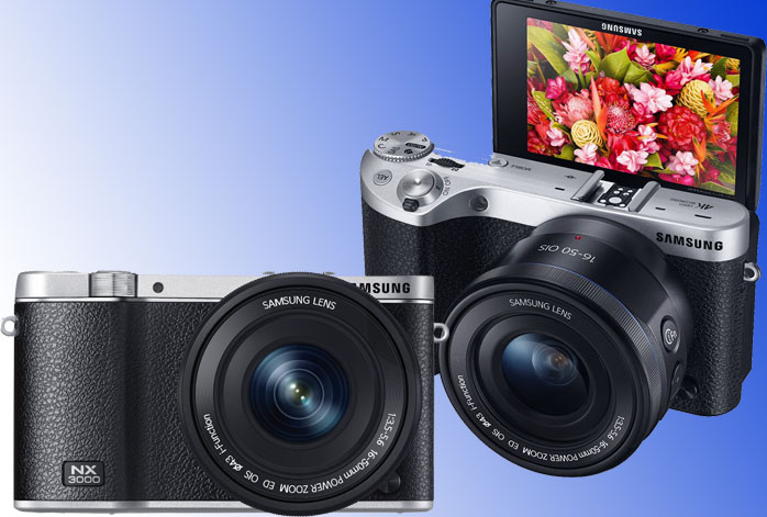 Samsung NX3000 vs NX500