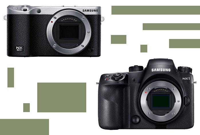 Samsung NX500 vs NX1