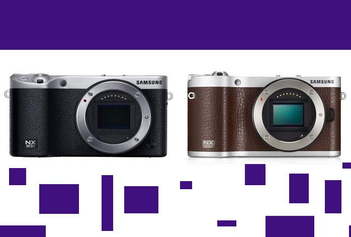 Samsung NX500 vs NX300