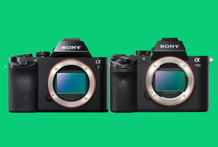 Sony a7 vs a7II