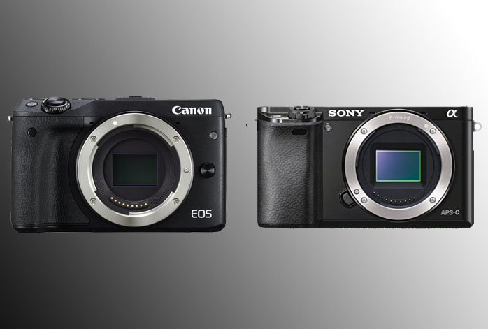 Canon EOS M3 vs Sony a6000