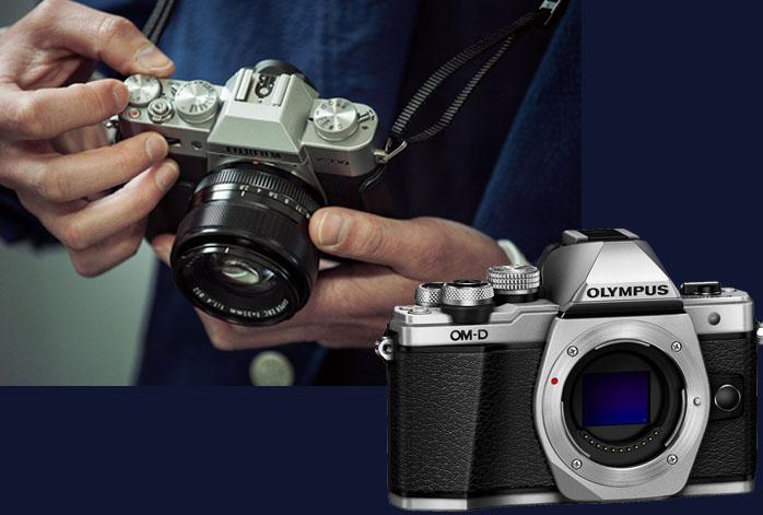 Fujifilm X-T10 vs Olympus OM-D E-M10 Mark II