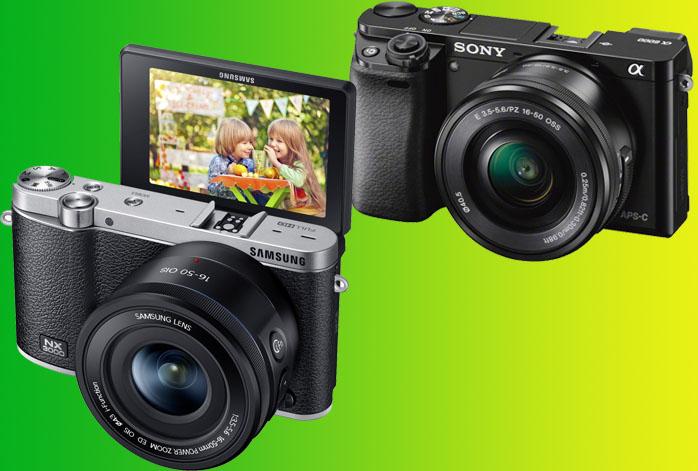 Samsung NX3000 vs Sony a6000