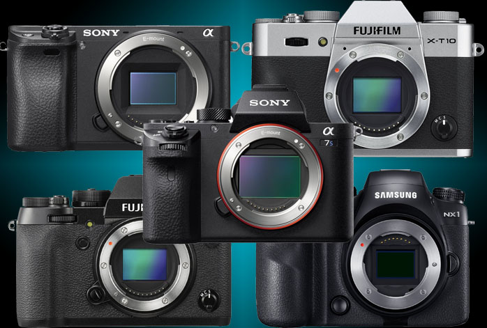 Best 5 Low Light Mirrorless Camera