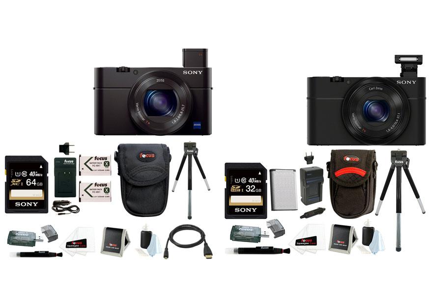 Sony RX100 vs RX100 II